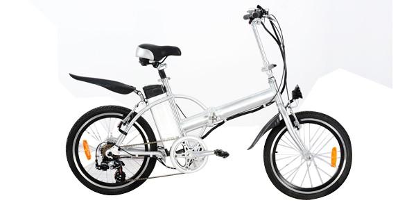 Elektro Klappfahrad KXD E-Bike